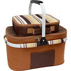 Набор для пикника и изотермическая сумка Time Eco ТЕ-432