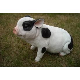 Садова фігурка Engard Міні-свинка