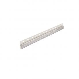 Планка стартовая VOX S-11 белая 3,05 м