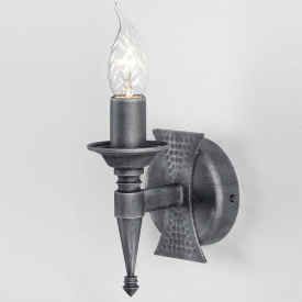 Настенный светильник ELSTEAD SAX1 BLK/SIL