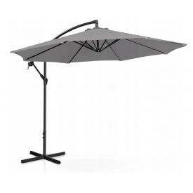 Садовая зонтик Furnide серая