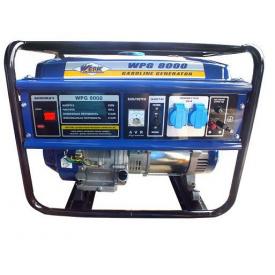 Генератор бензиновый WERK WPG8000