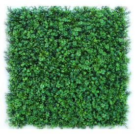 Декоративное зеленое покрытие Engard Фитостена 100x100 см GCK-09