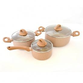Набір посуду Fissman LATTE 6 предметів AL-4952.6