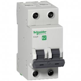 Автоматичний вимикач EASY 9 2П 25А З 4,5 кА 230В S
