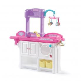 Детский стол-пеленатор для игр с куклами LOVE & CARE DELUXE NURSERY 95x25x80 см