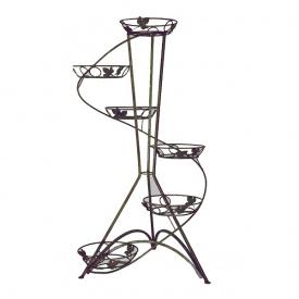 Подставка для цветов FlowerStand Спираль 6