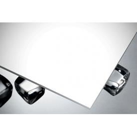 Лист ПВХ жесткий ТОМО design 2x1000x2000 мм белый