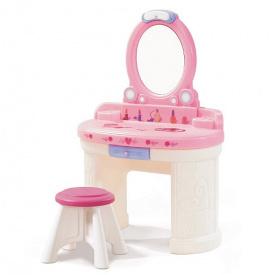 Туалетный столик для девочек Step 2 FANTASY VANITY 104x71x36 см