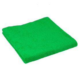 Полотенце махровое Руно 70x140 см Зеленое