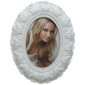 Овальна щітка Angel Gifts 13х18 см біла (LF09541-157F)
