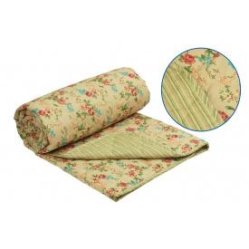 Одеяло шерстяное Руно English style облегченное евро двуспальное 200x220 см