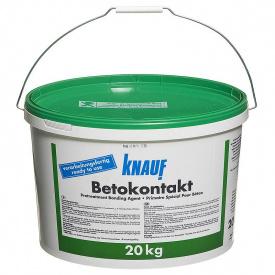 Грунтовка Knauf Бетонконтакт 20 кг