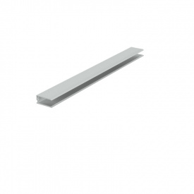 Финишная планка VOX KERRAFRONT FS-252 серебряно-серый 3 м