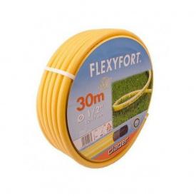 "Шланг поливальний Claber Flexyfort 1/2"" 30м жовтий (90670000)"