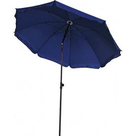 Садова парасолька Time Eco ТІ-003-240 синій (4000810001057BLUE)