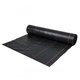 Агроткань Bradas чорна 0,6х100м 110г/м2 (ATBK11006100)