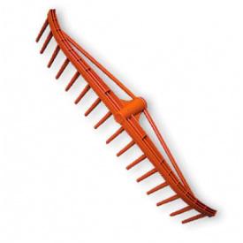 Грабли для сена традиционные BRADAS ПВХ без черенка (KTG116)