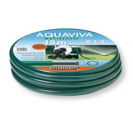 """Шланг для поливу Claber Aquaviva 5/8"""" 15м (90010000)"""
