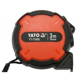 Рулетка YATO 3мx16мм DW (YT-71055)