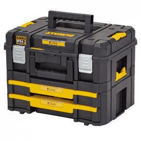 Ящик DeWALT TSTAK 2.0, 440x330x340 мм (DWST83395-1)