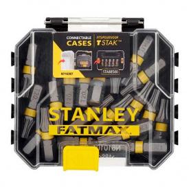 Набор бит STANLEY FatMax Torx, T20, 25 мм, 20 шт пластиковый кейс (STA88570)