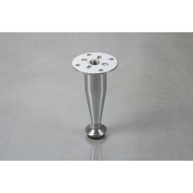 Мебельная ножка GTV с регулировкой BD-03100 мм хром