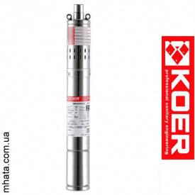 Скважинный шнековый насос KOER 3QGD 0.8-50-0.37