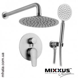 MIXXUS MAX-003 inner Душевая система (встраиваемая) из нерж. стали SUS304