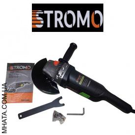 Кутова шліфувальна Машина STROMO SG - 2300 180 мм