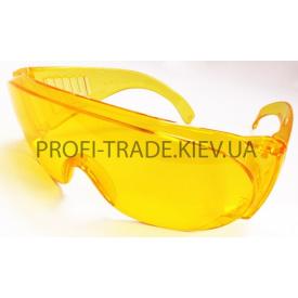 Очки защитные Озон желтые ПТ-4537