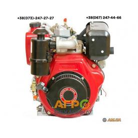 Двигатель Weima WM186FBE (шлицы)