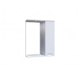 Зеркало Симфония с шкафчиком и подсветкой