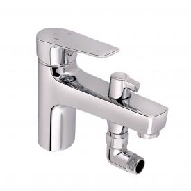 Смеситель на борт для ванны Qtap Opava 31104NGC