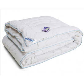 Одеяло шерстяное Руно Элит двуспальное 172x205 см