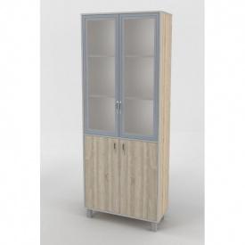 Шкаф-Пенал Тиса Мебель ШС-807 Дуб сонома
