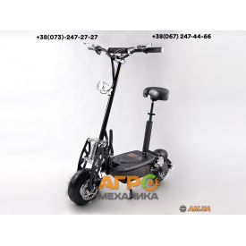 Электросамокат с сиденьем DES06B1 36V800W 12AH - SM