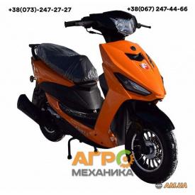 Скутер Forte NEW JOG 80 cc (оранжевый)