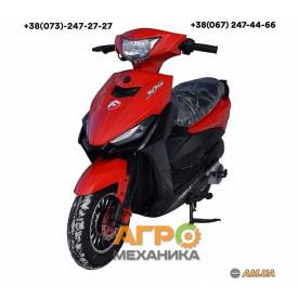 Скутер Forte NEW JOG 80 cc (красный)