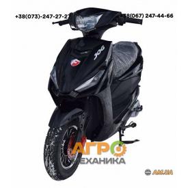 Скутер Forte NEW JOG 80 cc (чёрный)