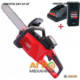 Пила аккумуляторная Vitals Master AKZ 3602a + аккумулятор + зарядное (комплект)