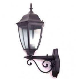 Настінний садово-парковий світильник Lemanso,PL6660 чорний