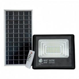 """Прожектор светодиодный на солнечной батарее """"TIGER-40"""" 40W 6400K"""