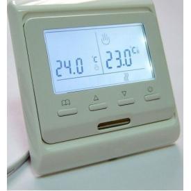 Терморегулятор программируемый недельный Castle M 6.716