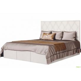 Ліжко Кароліна 2 (160х200) з ламелями Світ Меблів