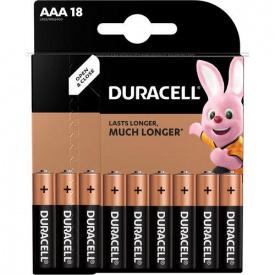 Батарейки DURACELL LR03 MN2400 упаковка по 18 шт