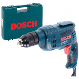 Дрель безударный Bosch Professional GBM 10 RE в чемодане