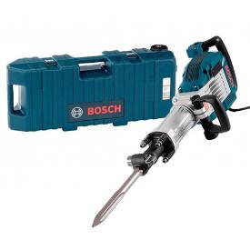 Отбойный молоток Bosch Professional GSH 16-30 в роликовом чемодане с пикоподобным зубилом