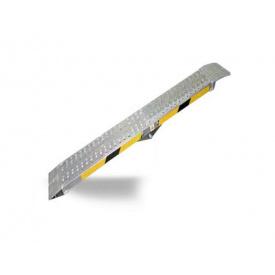 Легкая складная погрузочная рампа SVELT RAMPE LEGGERE 2,5 м 300 кг