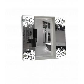 Шкаф-зеркало 70x64x14см ШК861